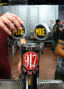 MKE Brewing/WMSE love fest