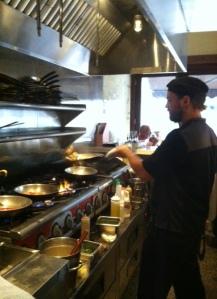 Chef Josh Unser's culinary ballet